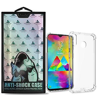 Samsung M20 Fall Transparent - Anti-Schock