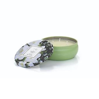 Ashleigh & Burwood Scented Home 3 Wick Decorated Tin Candle