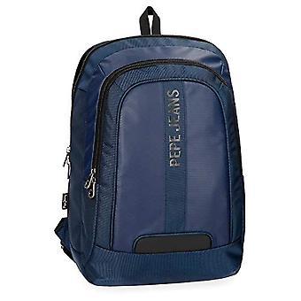 Pepe Jeans Bromley Ordinateur portable bleu 15.6'apos; Sac à dos