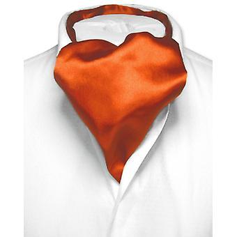 Biagio ASCOT Solid Cravat Men's Neck Tie