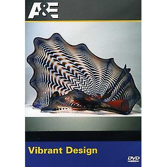 Importación de diseño vibrante [DVD] los E.e.u.u.