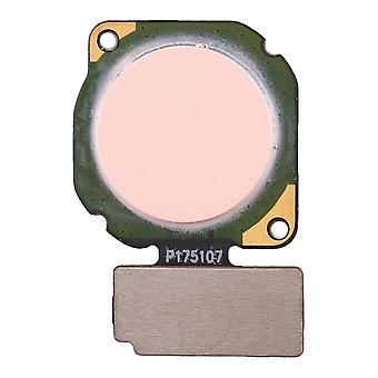 Huawei P20 Lite sormen jälki tunnistin vaaleanpunainen flex kaapeli varaosa korjaus tarvikkeet