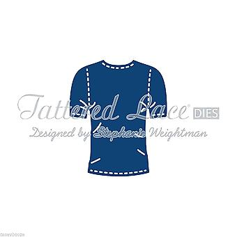 Trasig Lace George ' s T-shirt D728 Stephanie Weightman