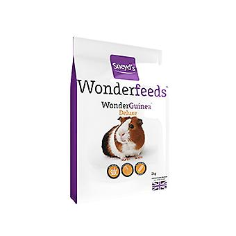 Sneyds Wonder Deluxe Guinea Pig Food