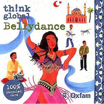 Think Global: Bellydance - Think Global: Bellydance [CD] USA import