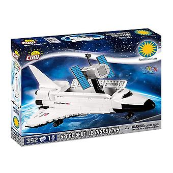 Smithsonian SpaceShuttle Discovery 310 Stk Space Shuttle Bau Spielzeug