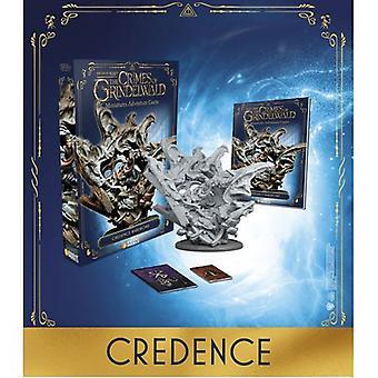 Credence Barebones Exp Harry Potter Miniatures Adventure Game (HPM)
