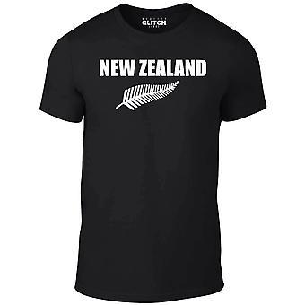 Męskie's Nowa Zelandia kibictwa