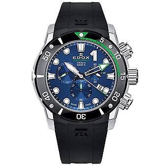 Edox Wristwatch Men's CO-1 Sharkman III Limited Edition 10241 TIV BUIN