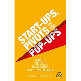 StartUps Pivots and PopUps by Richard Hall