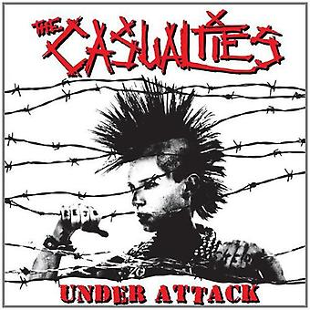 Casualties - Under Attack [CD] USA import