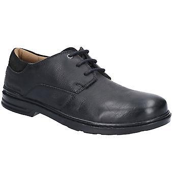 שקט גורים מקס הנסטון Mens שרוכים נעליים