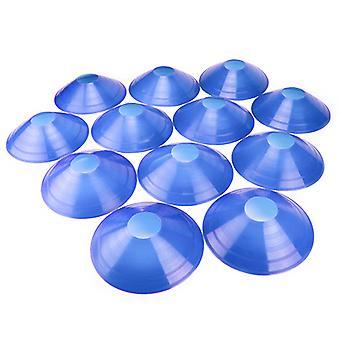 Zestaw 12, dwucalowy chycące niebieskie goszki