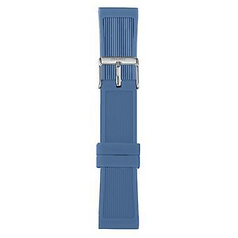 Watch I Am The Watch IAM-317 - Blue Glacier Steel Loop Bracelet / Large 20 mm