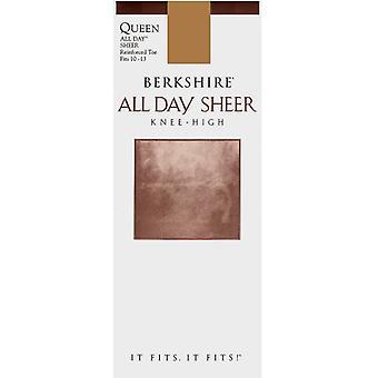 Berkshire koningin grootte Sheer knie hoog-6451