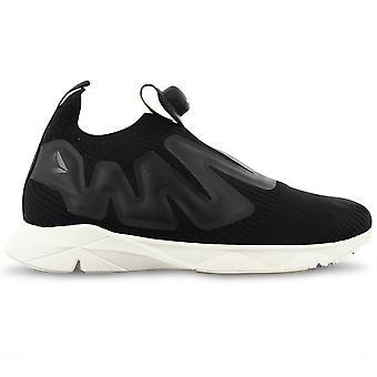 Reebok Pump Supreme Style CN1878 Herren Schuhe Schwarz Sneaker Sportschuhe