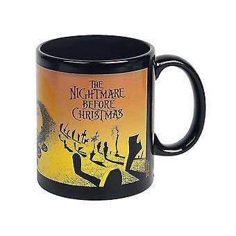 Nightmare Before Christmas, Heat-Changing Mug
