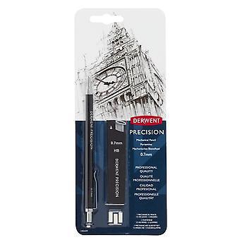 Derwent Precision Mechanical HB Pencil Set 0.7mm