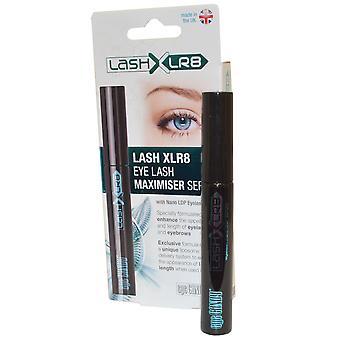 LashXLR8 Lash XLR8 Eye Lash Maximiser Serum 9ml with Nano LDP Eyelasher