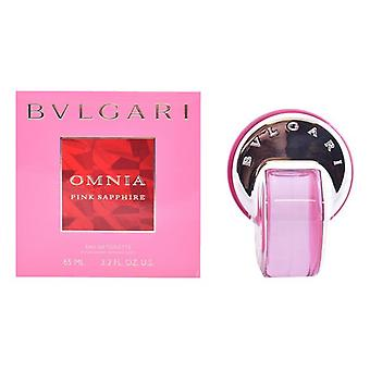 Frauen's Parfüm Omnia Rosa Saphir Bvlgari EDT