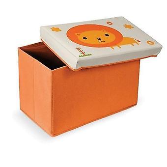 Domopak Container med Lion Lock