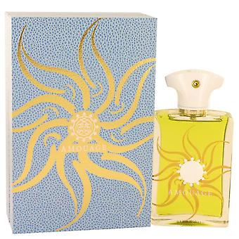 Amouage Sunshine by Amouage Eau De Parfum Spray 3.4 oz / 100 ml (Men)