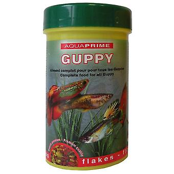 Aquaprime flak For Guppies 100Ml Aquaprime (fisk, mat, kaldt vann)