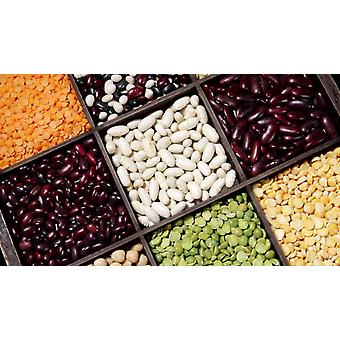 11 Bean, Pea, Lentil Mix -( 22lb )