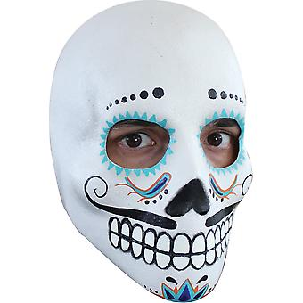 Deluxe Day of the Dead Catrin Mask