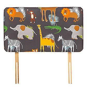 Ready Steady Bed Kids Children Mini Single Bed 3ft Headboard | Playroom kidsroom Bedroom | Soft and Comfy (Africa)