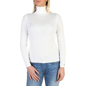 Tommy Hilfiger Original Women Fall/Winter Sweater - White Color 38844