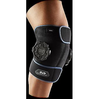 McDavid Sports TrueIce Knee Leg Compression Support Brace EasyFill Ice Reservoir
