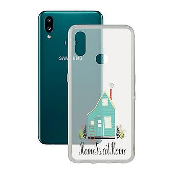 Samsung Galaxy A10s Contact Flex Home TPU Mobile Phone Protection
