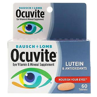 Bausch & lomb ocuvite preservision, tablets, 60 ea