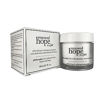 Philosophy renewed hope in a jar 2 oz for the face