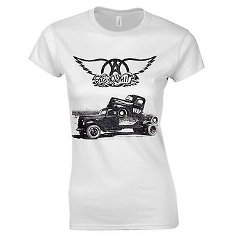 Aerosmith-Pump T-Shirt, femmes