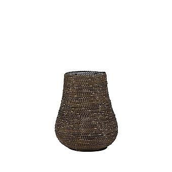 Light & Living Tealight 12x14cm - Bucos Gold / Matted Black
