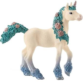 Schleich Bayala, Unicorn Foal with Flowers