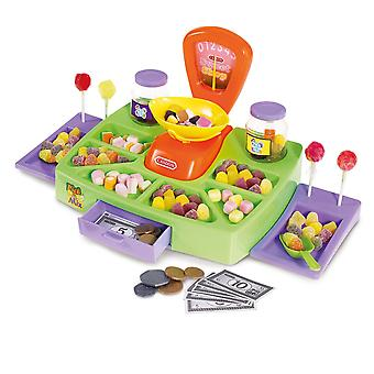 Casdon Pick & Mix Sweet Shop With Sweets Role Play Toy Ages 3 Years+