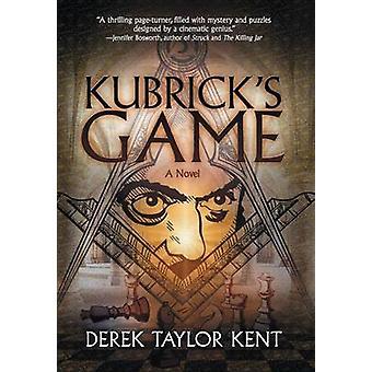 Kubricks Game PuzzleThriller for Film Geeks by Kent & Derek Taylor