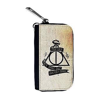 Harry Potter Master of Death Car Key Case