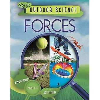 Outdoor Science - Forces by Sonya Newland - 9781526309464 Book