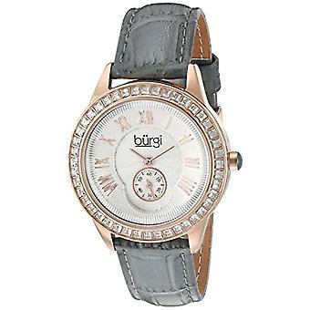 Burgi Clock Woman Ref. BUR144GY, INland