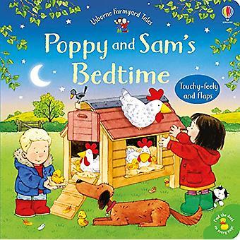 Poppy And Sam's Bedtime by Sam Taplin - 9781474941068 Book