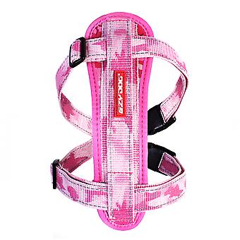 Ezydog Arnés Chest Plate Pink Camo (Dogs , Collars, Leads and Harnesses , Harnesses)