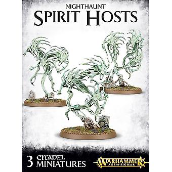 Nighthaunt Spirit Hosts, Warhammer 40,000, Games Workshop