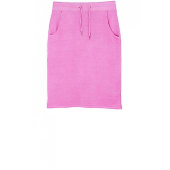 A Postcard from Brighton Lauren Petal Pink Jersey Skirt