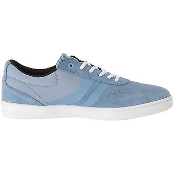 Globe Mens Empire Suede Low Top Lace Up Fashion Sneakers