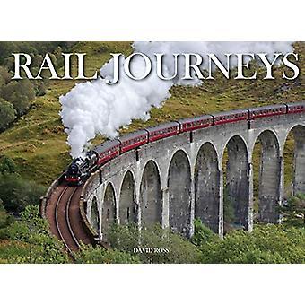 Rail Matkat David Ross - 9781782749196 Kirja