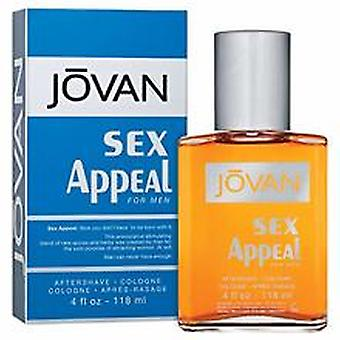 Jovan - Sex Appeal Nach Shave - 118ML